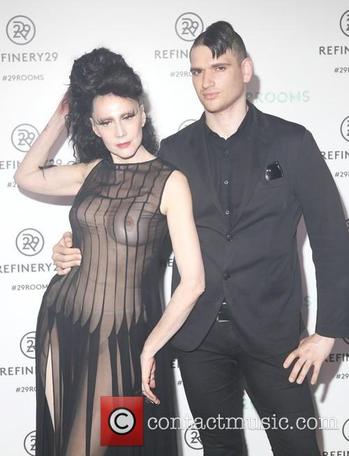 Susanne Bartsch and Jordan Lee 1