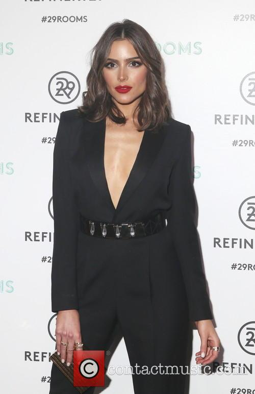 Opening night of Refinery29 presentation of 29Rooms