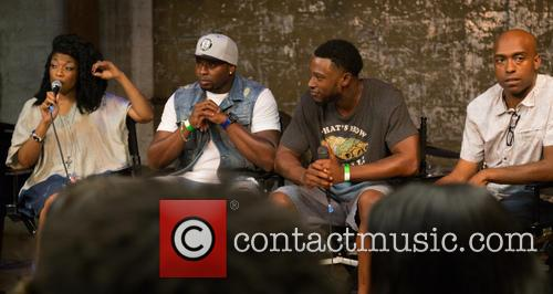 Courtney Harrell, Harmony Samuels, Kevin Mccall and Rasheed Mcwilliams 2