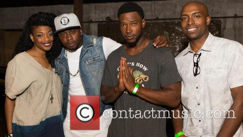 Courtney Harrell, Harmony Samuels, Kevin Mccall and Rasheed Mcwilliams 3