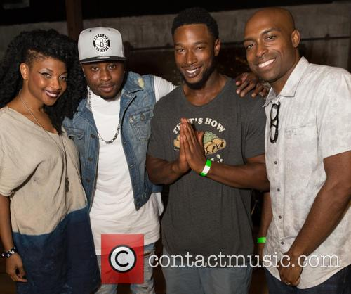 Courtney Harrell, Harmony Samuels, Kevin Mccall and Rasheed Mcwilliams 1