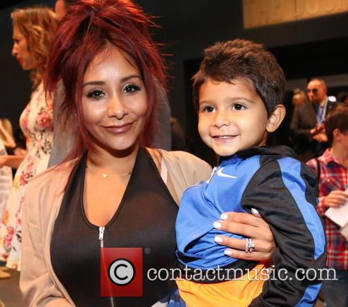 Snooki and Lorenzo Lavalle 1