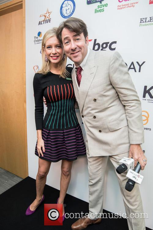 Rachel Riley and  jonathan Ross 1