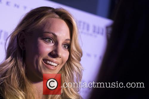 Spanish singer Edurne presents the latest collection of...