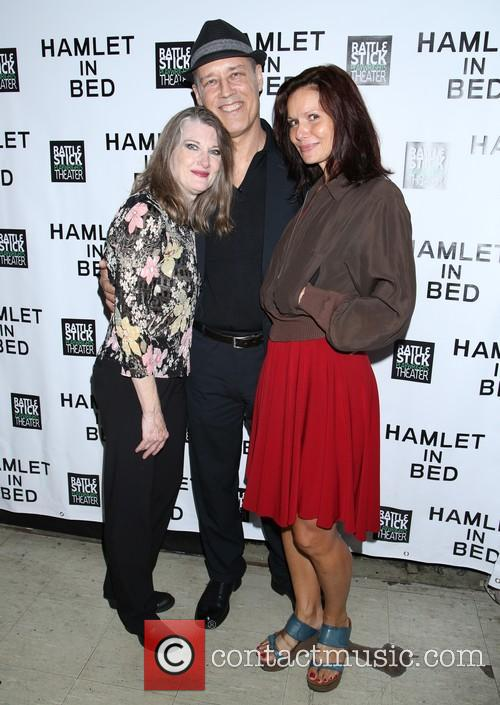 Annette O'toole, Kevin Geer and Florencia Lozano 1