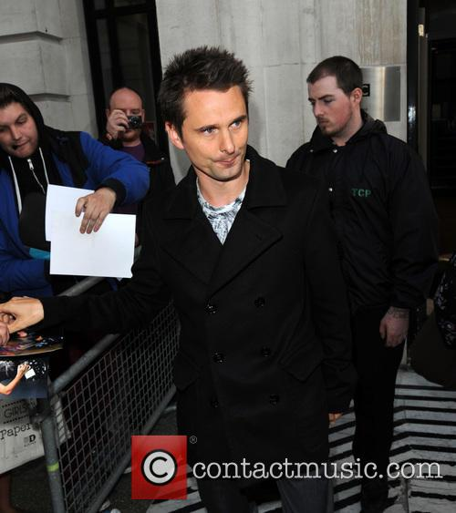 Matt Bellamy 5