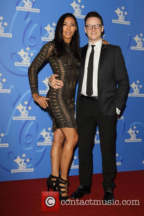 Karen Hauer and Kevin Clifton 1
