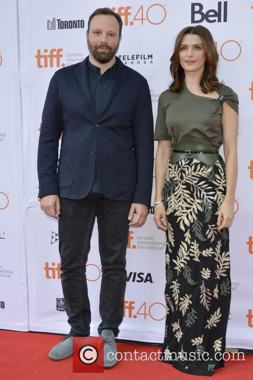 Yorgos Lanthimos and Rachel Weisz 2