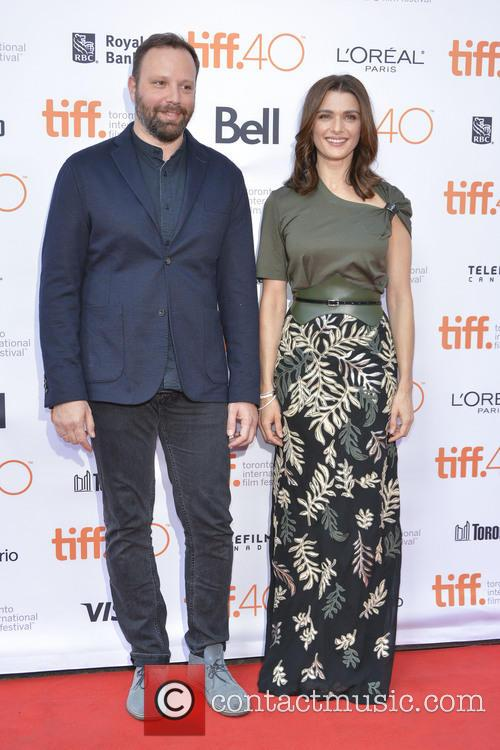Yorgos Lanthimos and Rachel Weisz 1
