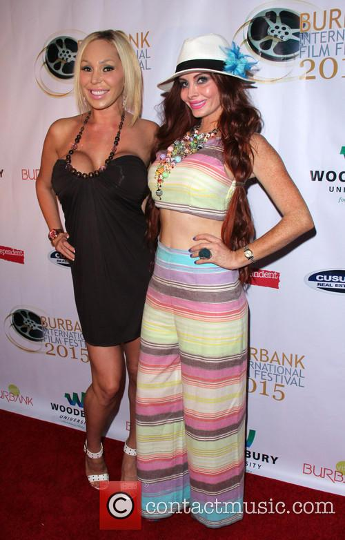 Mary Carey and Phoebe Price 2