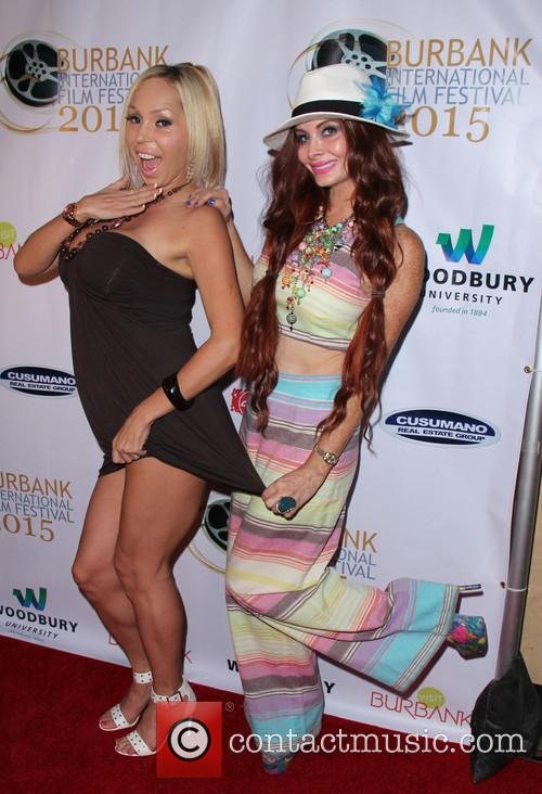 Mary Carey and Phoebe Price 5