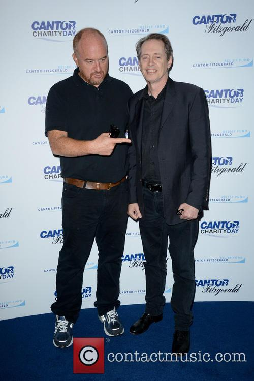 Louis C.k. and Steve Buscemi 2