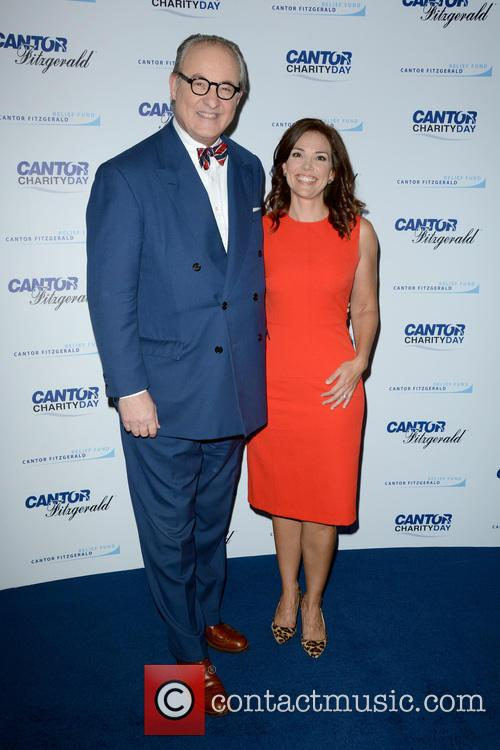 2015 Cantor Fitzgerald Charity Day - Arrivals
