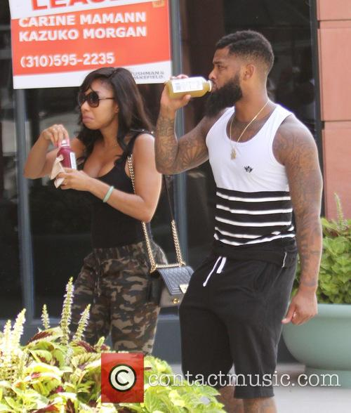 King Keraun out shopping with a friend