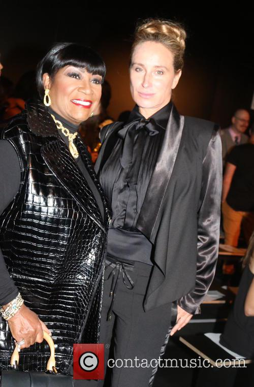 Patti Labelle and Sonja Morgan