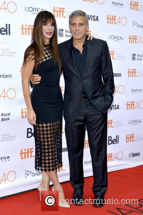 Sandra Bullock and George Clooney 2
