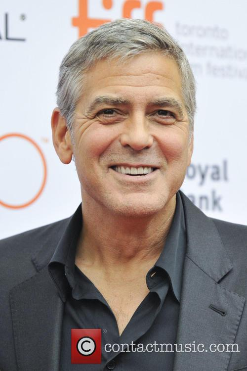 George Clooney Visits Edinburgh Cafe Which Helps The Homeless