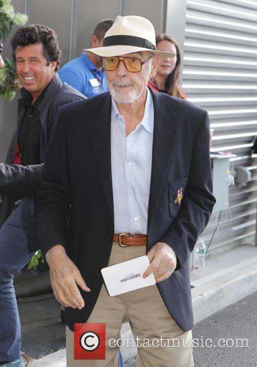 Sir Sean Connery 5
