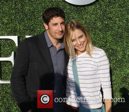 Jason Biggs and Jenny Mollon 2