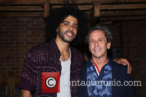 Daveed Diggs and Brian Grazer 1