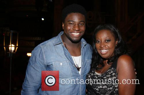 Okieriete Onaodowan and Star Jones 2