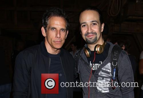 Ben Stiller and Lin-manuel Miranda 2