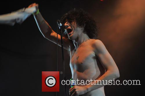 Fat White Family and Lias Saudi 7