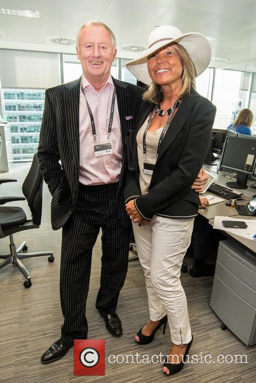 Chris Tarrant and Jane Bird 2