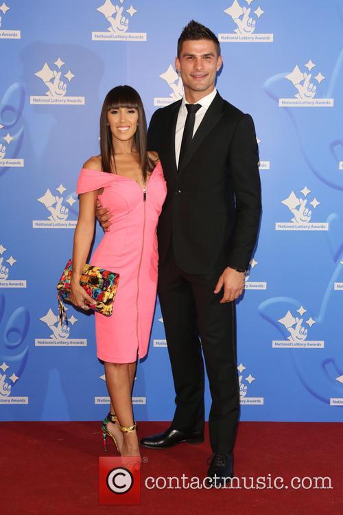 Janette Manrara and Aljaz Skorjanec 2