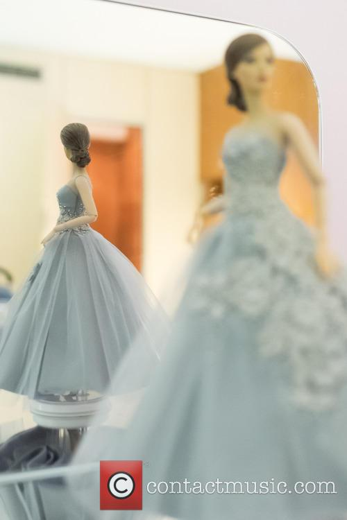 A Barbie inspired doll of Queen Letizia is...