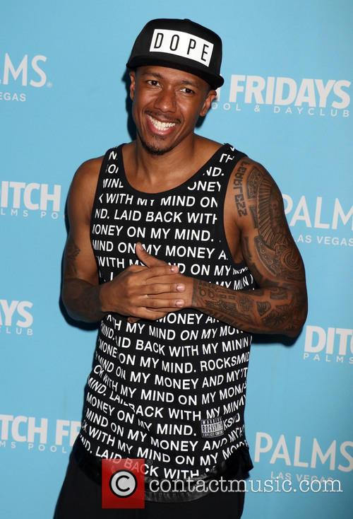 Nick Cannon DJs at Ditch Fridays at the...