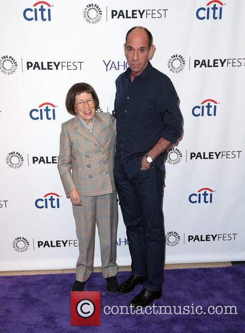 Linda Hunt and Miguel Ferrer 3