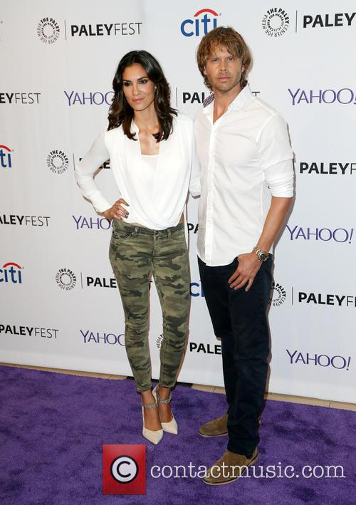 Daniela Ruah and Eric Christian Olsen 2