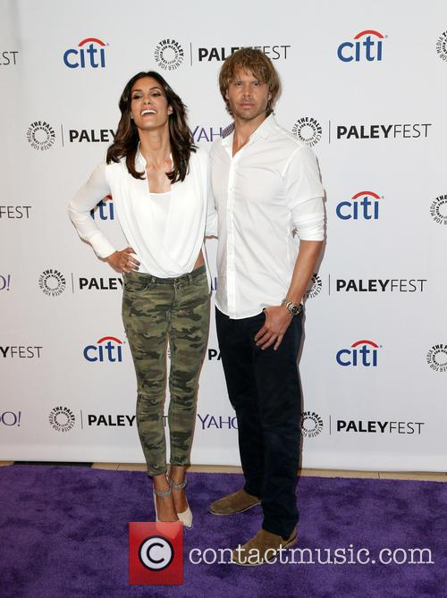 Daniela Ruah and Eric Christian Olsen 4