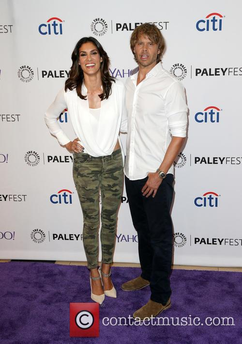 Daniela Ruah and Eric Christian Olsen 5
