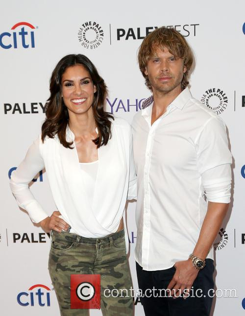 Daniela Ruah and Eric Christian Olsen 6