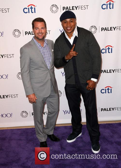 Chris O'donnell and Ll Cool J 4