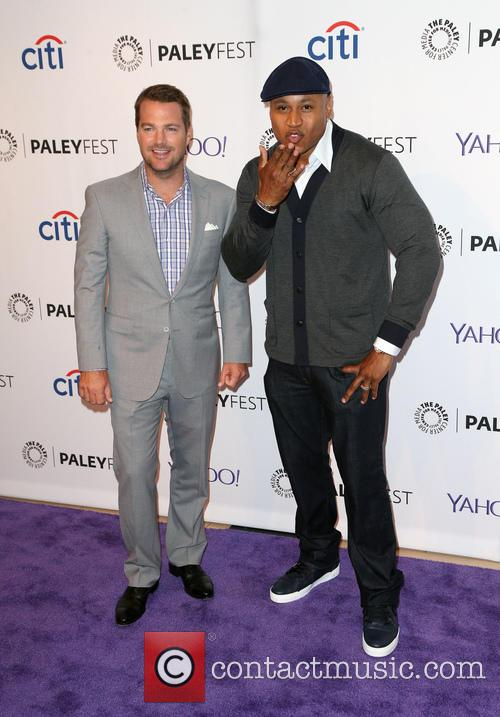 Chris O'donnell and Ll Cool J 1