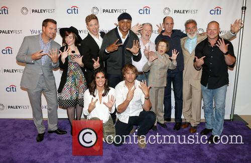 Chris O'donnell, Renée Felice Smith, Barrett Foa, Ll Cool J, Miguel Ferrer, Shane Brennan, Daniela Ruah, Eric Christian Olsen and Linda Hunt 3