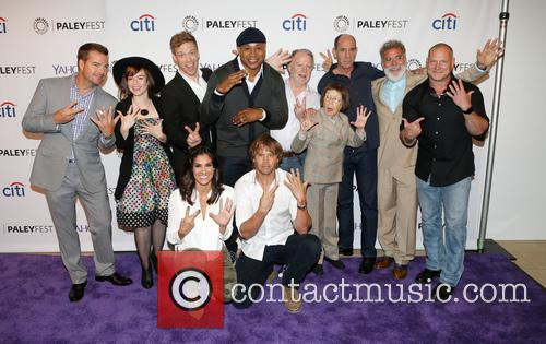 Chris O'donnell, Renée Felice Smith, Barrett Foa, Ll Cool J, Miguel Ferrer, Shane Brennan, Daniela Ruah, Eric Christian Olsen and Linda Hunt 4