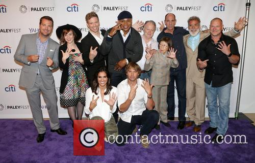 Chris O'donnell, Renée Felice Smith, Barrett Foa, Ll Cool J, Miguel Ferrer, Shane Brennan, Daniela Ruah, Eric Christian Olsen and Linda Hunt 5