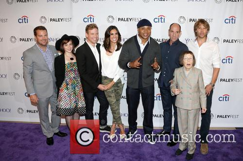 Chris O'donnell, Renée Felice Smith, Barrett Foa, Ll Cool J, Miguel Ferrer, Shane Brennan, Daniela Ruah, Eric Christian Olsen and Linda Hunt 7