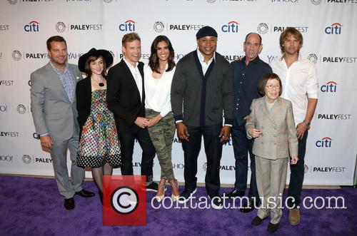 Chris O'donnell, Renée Felice Smith, Barrett Foa, Ll Cool J, Miguel Ferrer, Shane Brennan, Daniela Ruah, Eric Christian Olsen and Linda Hunt 8