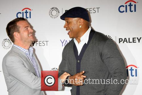Chris O'donnell, Ll Cool J and Aka James Todd Smith 3