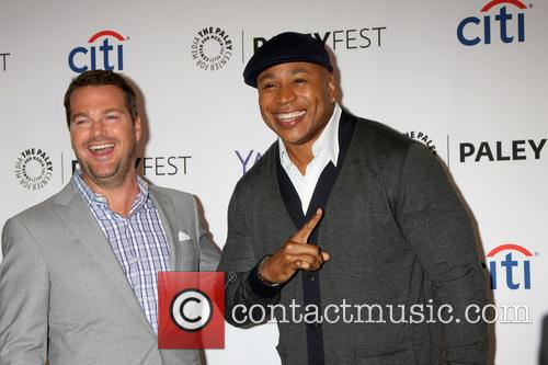 Chris O'donnell, Ll Cool J and Aka James Todd Smith 5