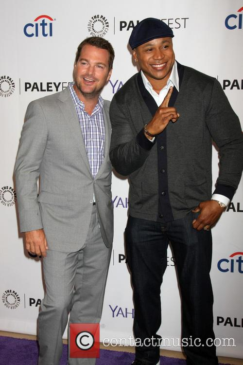 Chris O'donnell, Ll Cool J and Aka James Todd Smith 6