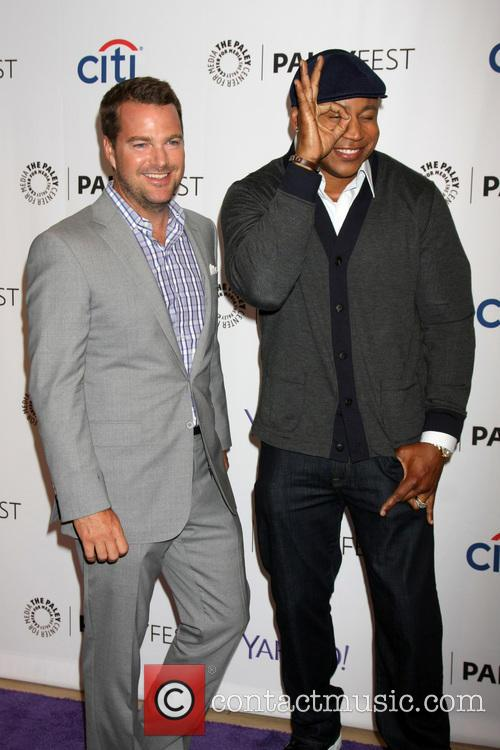 Chris O'donnell, Ll Cool J and Aka James Todd Smith 1