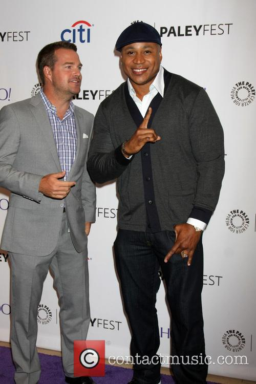 Chris O'donnell, Ll Cool J and Aka James Todd Smith 7