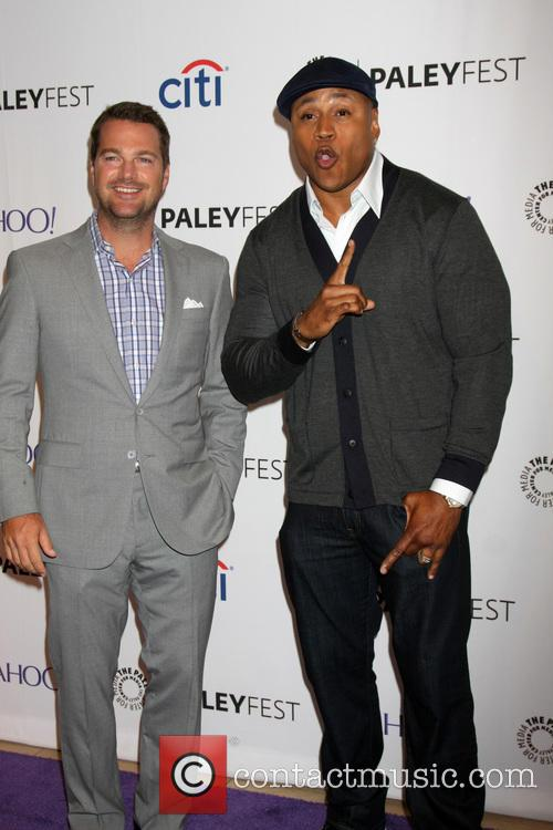 Chris O'donnell, Ll Cool J and Aka James Todd Smith 8