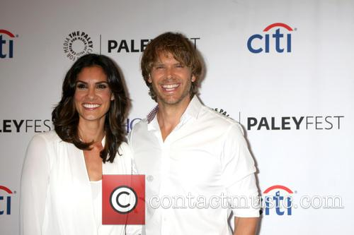 Daniela Ruah and Eric Christian Olsen 7